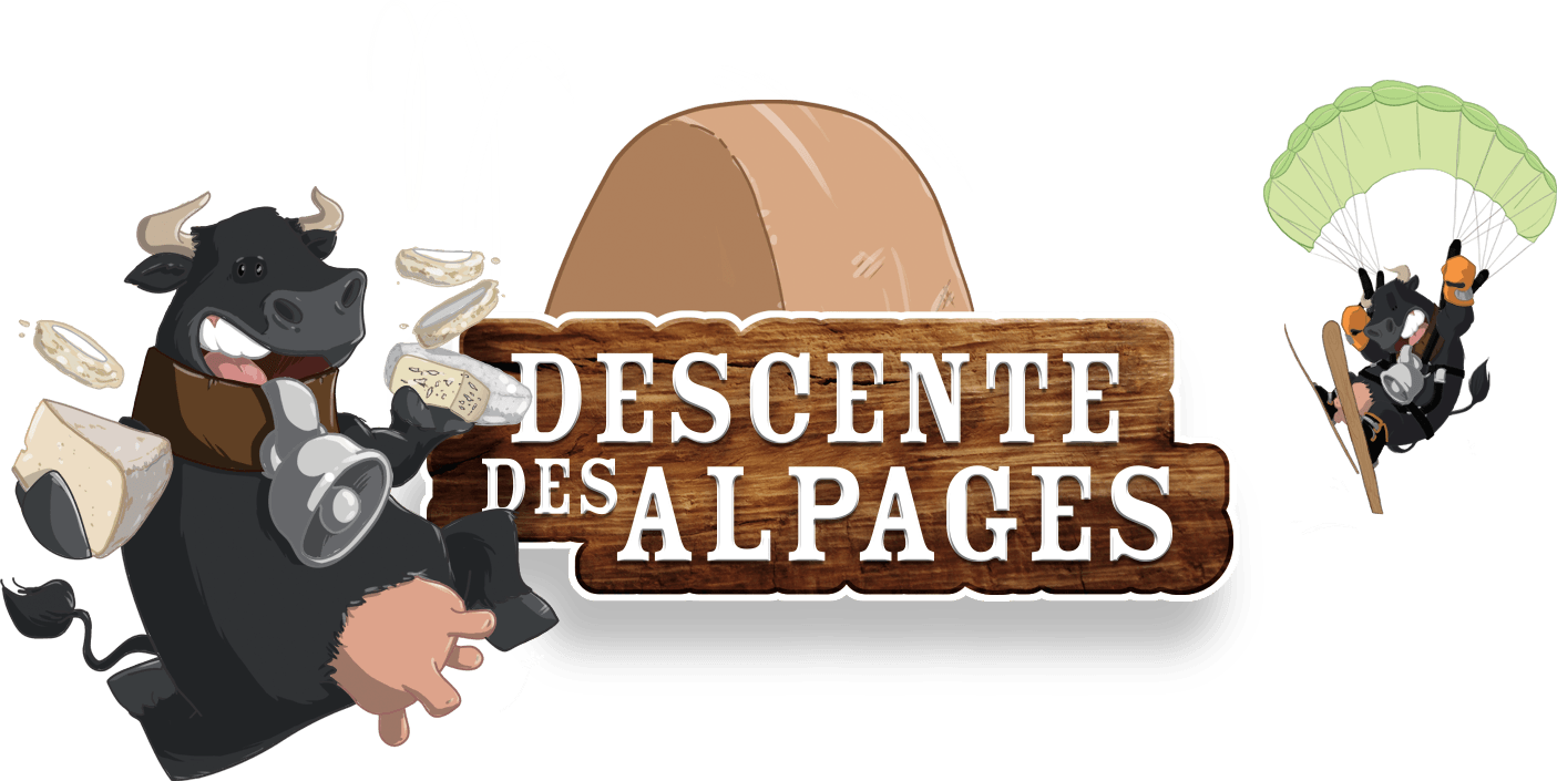 Illustration Descente des Alpages home